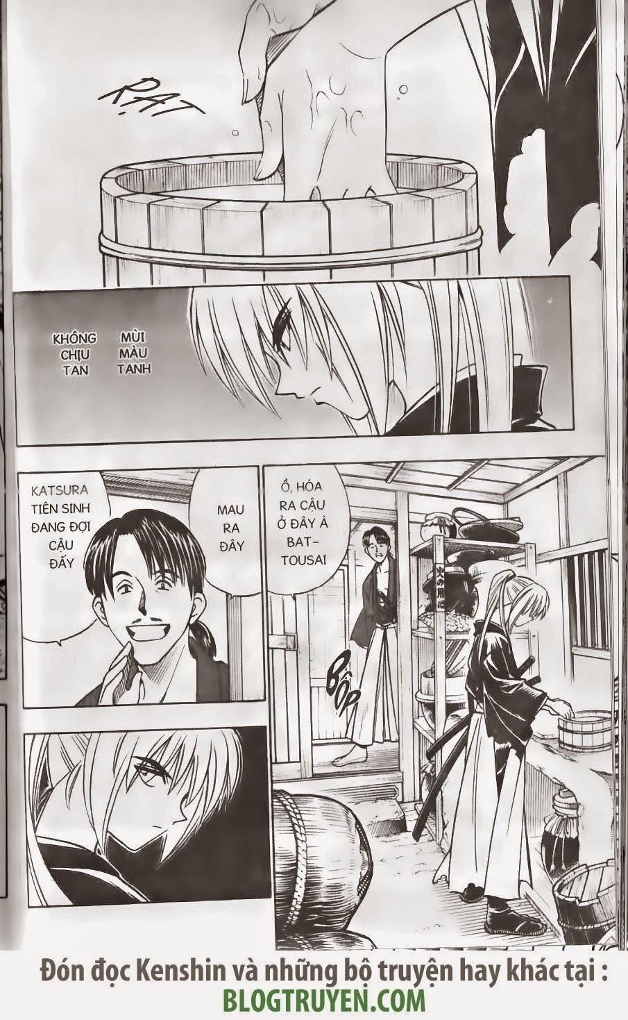 Rurouni Kenshin chap 166 trang 5