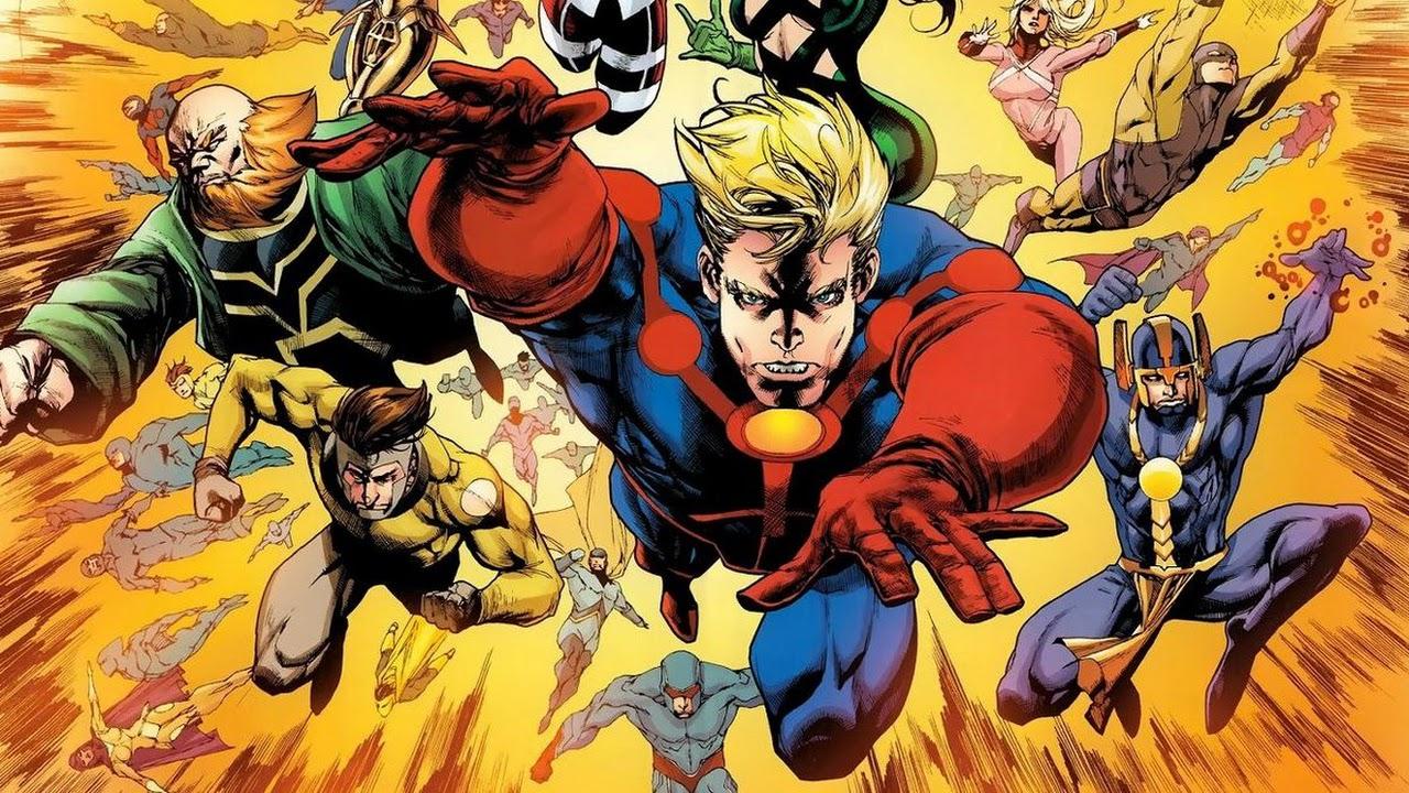 """Marvel confirma que """"Os Eternos"""" acontece após Vingadores: Ultimato"""