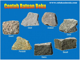 Macam-Macam Batuan Pembentuk Permukaan Bumi Beserta Penjelasannya Terlengkap (Batuan Beku, Sedimen, dan Malihan)