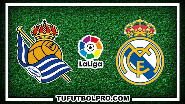 Ver Real Sociedad vs Real Madrid EN VIVO Por Internet