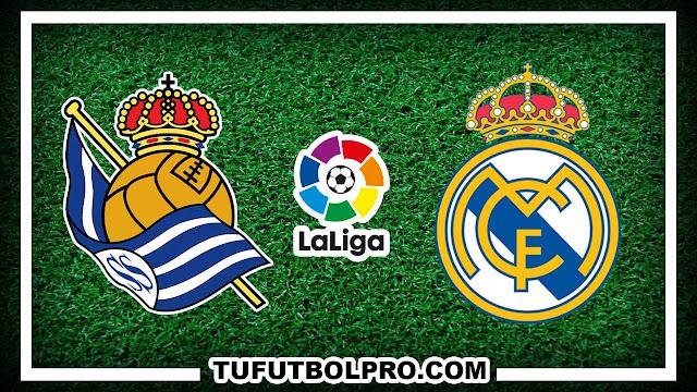 Ver Real Sociedad vs Real Madrid EN VIVO Por Internet
