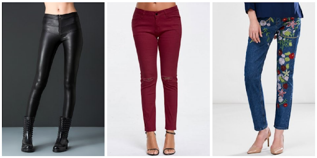 Rosegal Wishlist: Autumn Bottoms