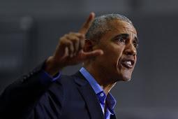 Obama Akhirnya Kritik Tajam Pemerintahan Trump