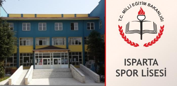 ISPARTA SPOR LİSESİ