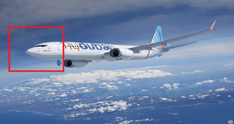 الصندوق الاسود لطائرة فلاي دبي يكشف مفاجأة كبرى حدثت في قمرة القيادة