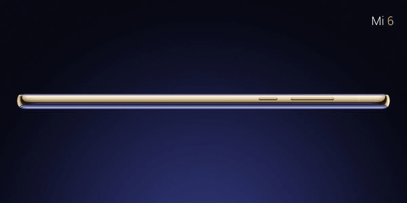 xiaomi-mi-6-side Xiaomi Mi 6 With Snapragon 835 And No Headphone Jack Is Now Official Technology