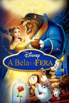 A Bela e a Fera 3D Torrent - BluRay 1080p Dual Áudio