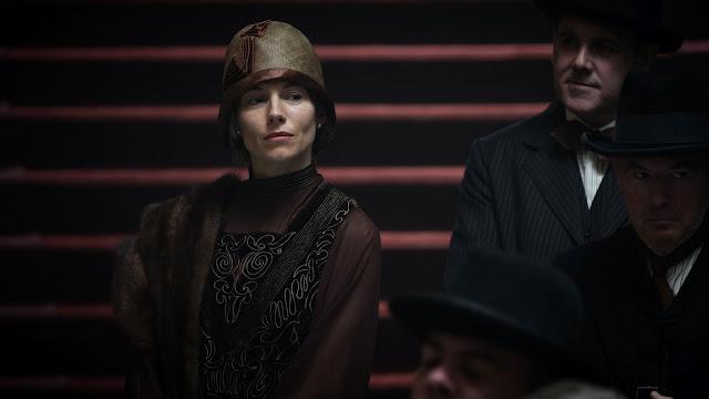 Sienna Miller as Nina Fawcett in The Lost City of Z