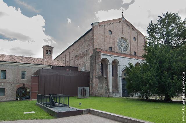 Capilla de los Scrovegni frescos Giotto Padua Padova Italia