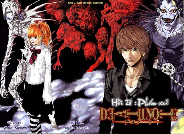 Death Note chapter 028 trang 3