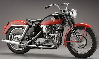 xl sportster 1957 red and black