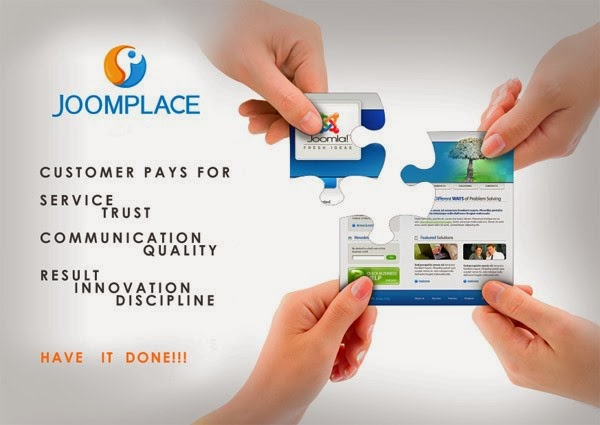 Offering Joomla technical support services
