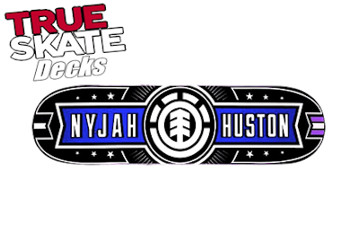 Nyjah Huston - True Skate Decks Download Skin - True Skate