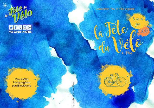 Fête du Vélo Pau 2017