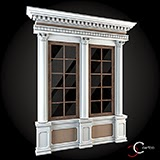 ornamente exterioare ipsos ancadramente ferestre modele de fatade win-070