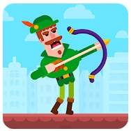 Download game Bowmasters MOD APK Offline