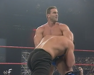 WWE / WWF Capital Carnage 1998 - Ken Shamrock faced Steve Blackman