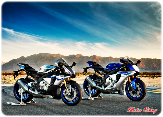 Harga Motor Yamaha YZF-R1 dan YZF-R1M Terbaru Maret 2015 di Thailand