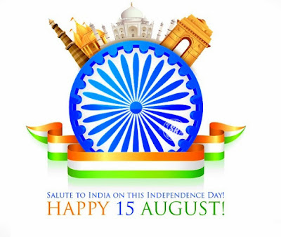 Happy Independence Day Hindi