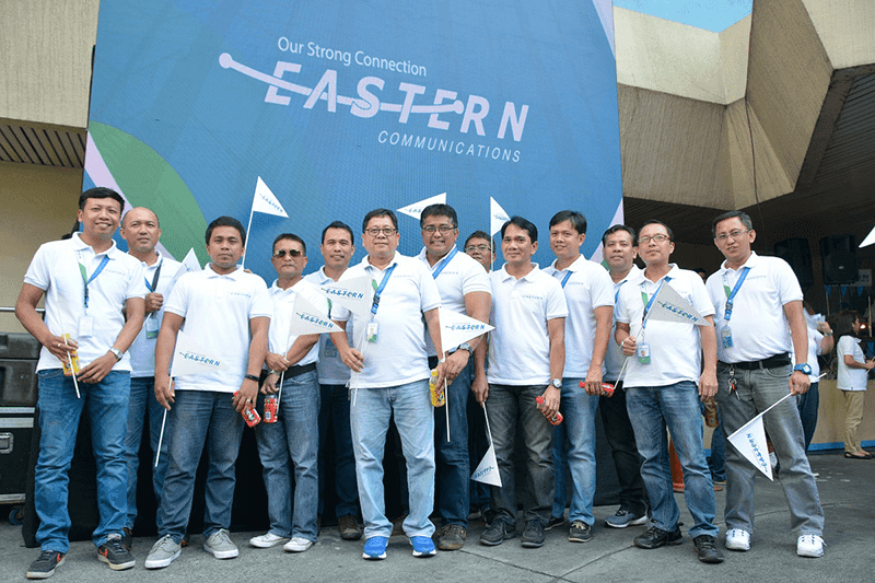 Eastern Communications Brand Relaunch