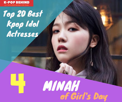 Minah of Girl's Day