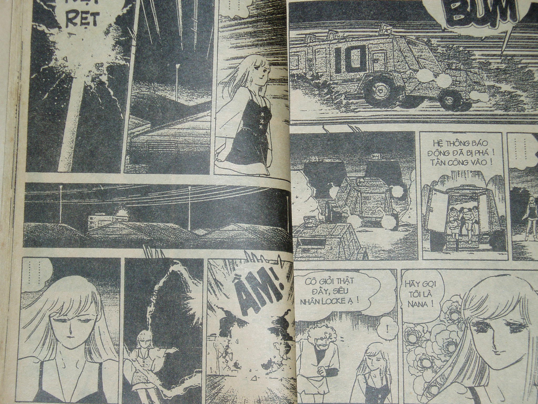 Siêu nhân Locke vol 18 trang 18