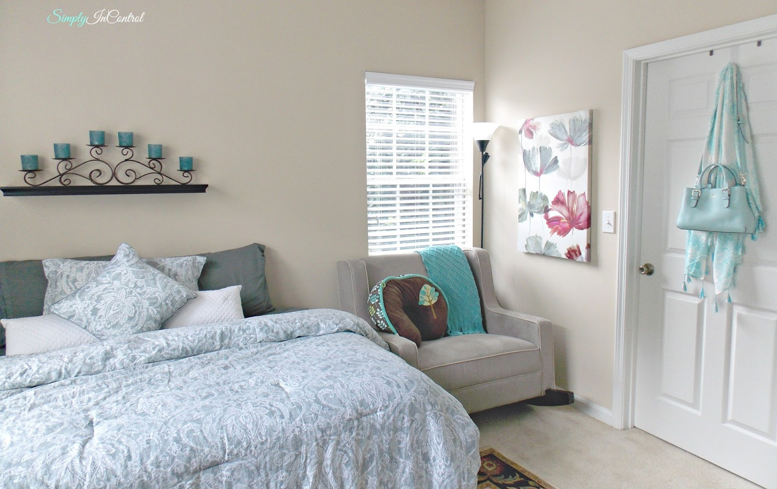Guest Room/Office Combo, And How To Make Guests Feel Welcome!