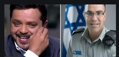 الطعمية الاسرائيلى, محمد هنيدى, قصف جبهة, افيغاى ادرعى,