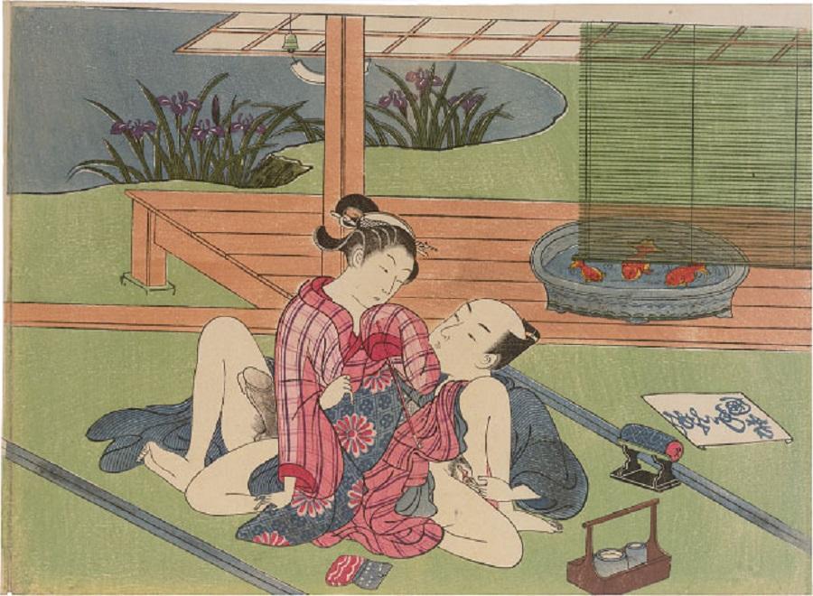 япония эротика приколы тело как