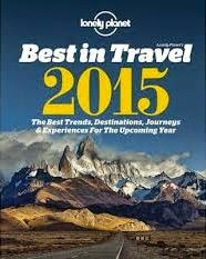 Lonely Planet's Best in Travel Cover page