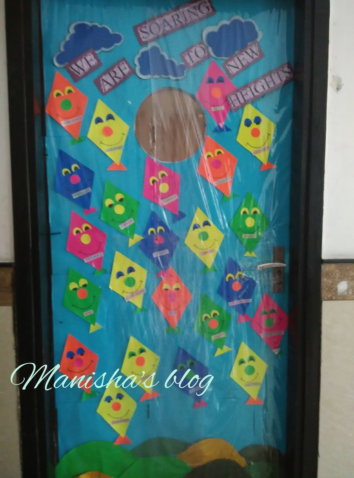 Art ,Craft ideas and bulletin boards for elementary