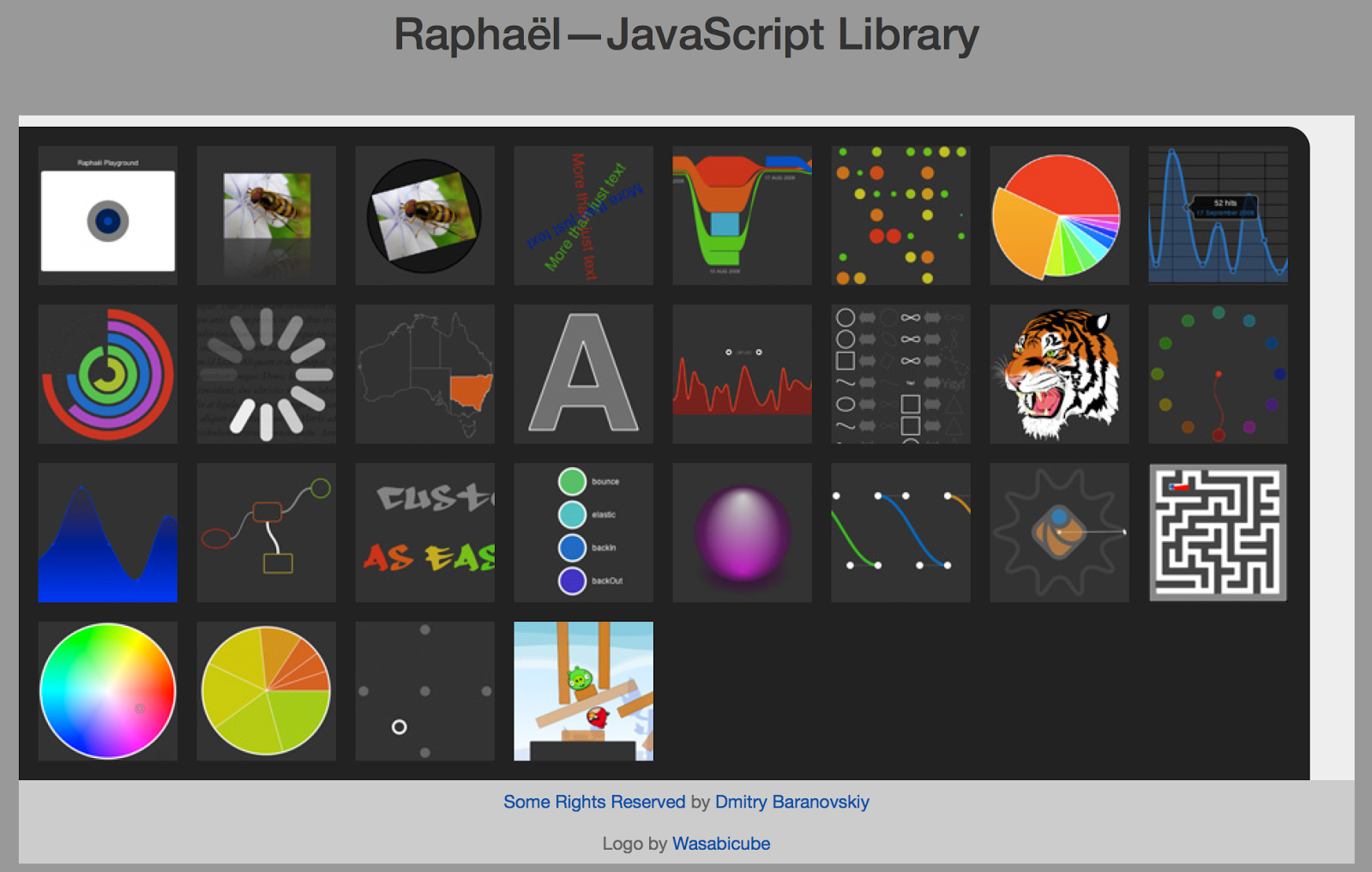 Creating interactive graphics in apex with raphal raphaeljs i have been working with a javascript library called raphal raphaeljs raphaeljs or just raphael for gumiabroncs Image collections