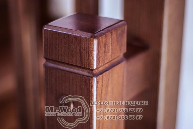 Лестницы деревянные Крым