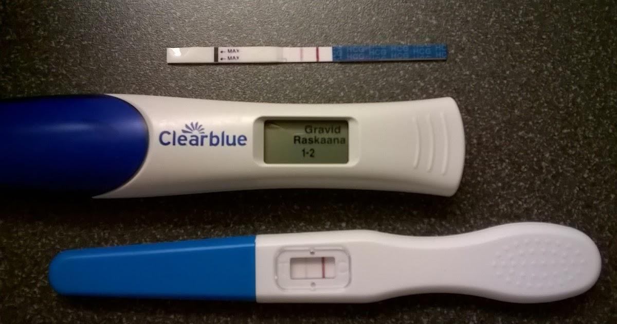 kuinka aikaisin raskaustesti voi näyttää plussaa