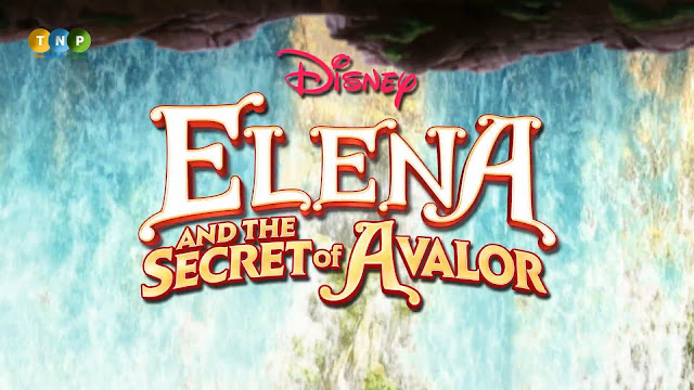 Elena and the Secret of Avalor Full Movie [Urdu-Hindi, English] in 1080p Full HD - Toon Network Pakistan