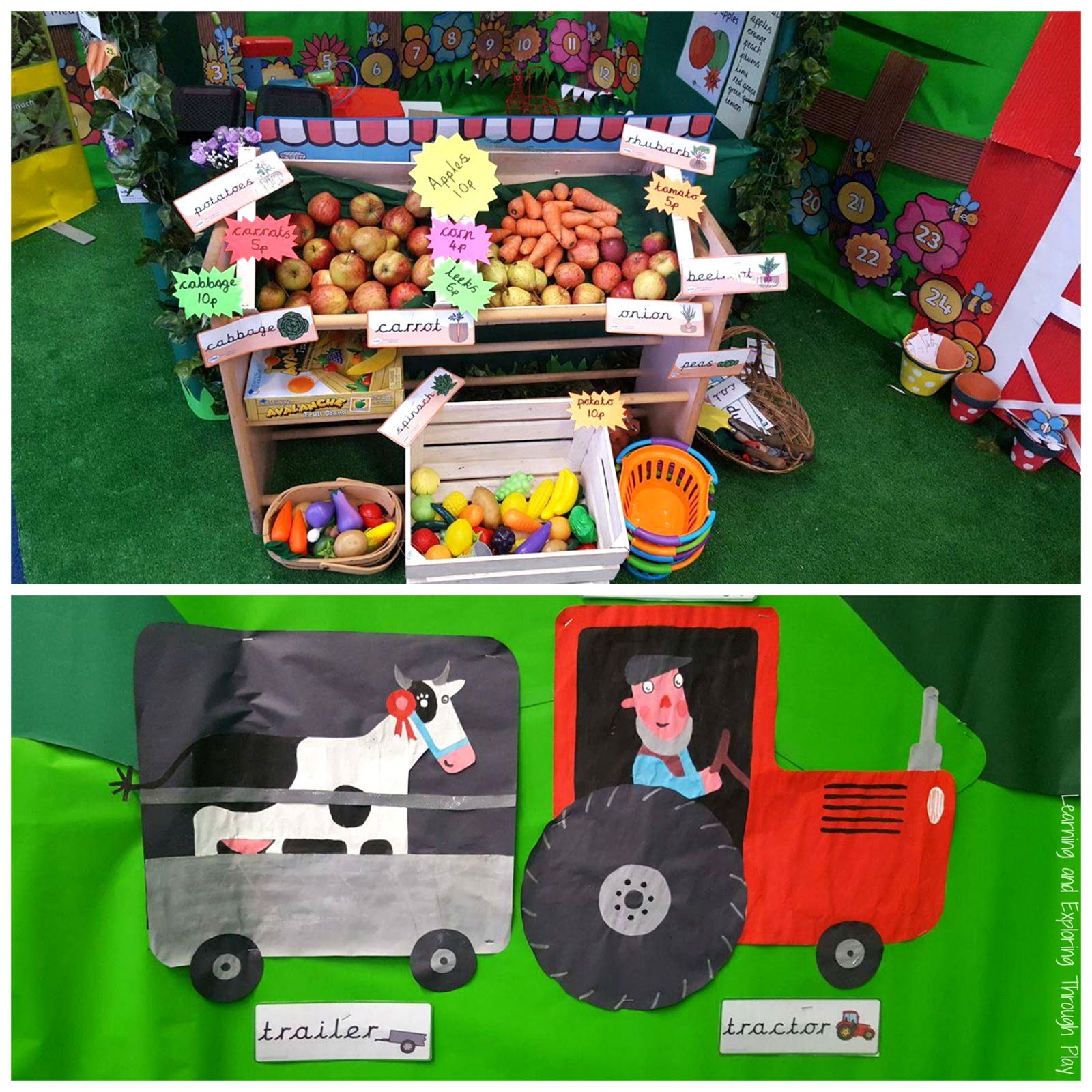 Learning and Exploring Through Play: Farm Activities for ...
