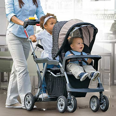 The Advantages Parents Enjoy With Sit and Stand Strollers