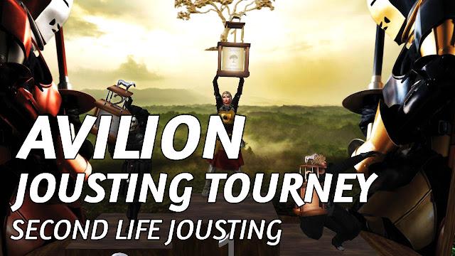 Second Life Jousting • AVILION JOUSTING TOURNAMENT (9.26.2018)