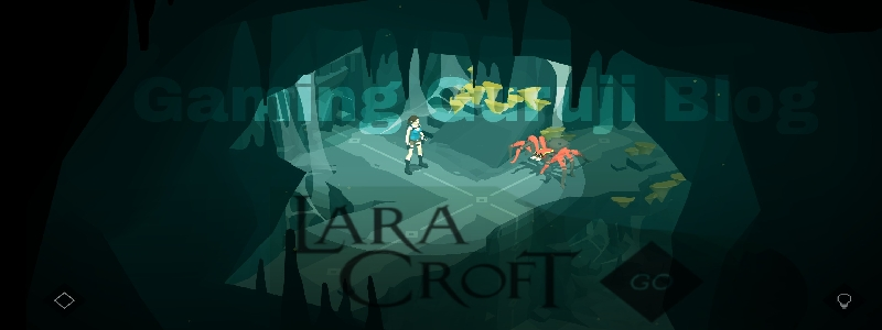 Lara croft go game android