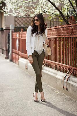 Outfits con Blusas juveniles