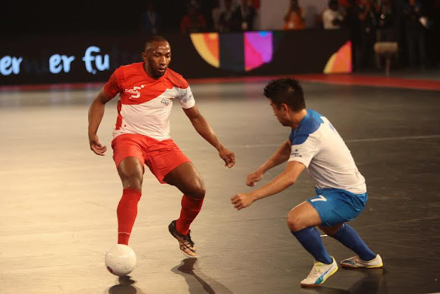 Premier Futsal League Results