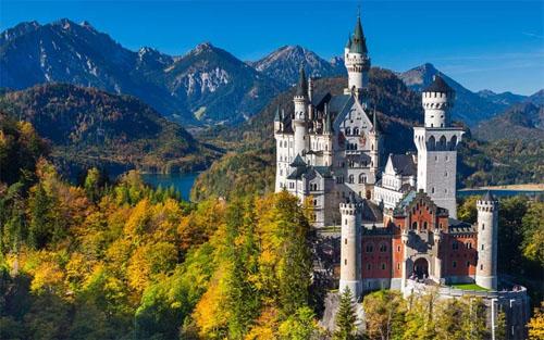 Castelo Neuschwanstein - Img 1