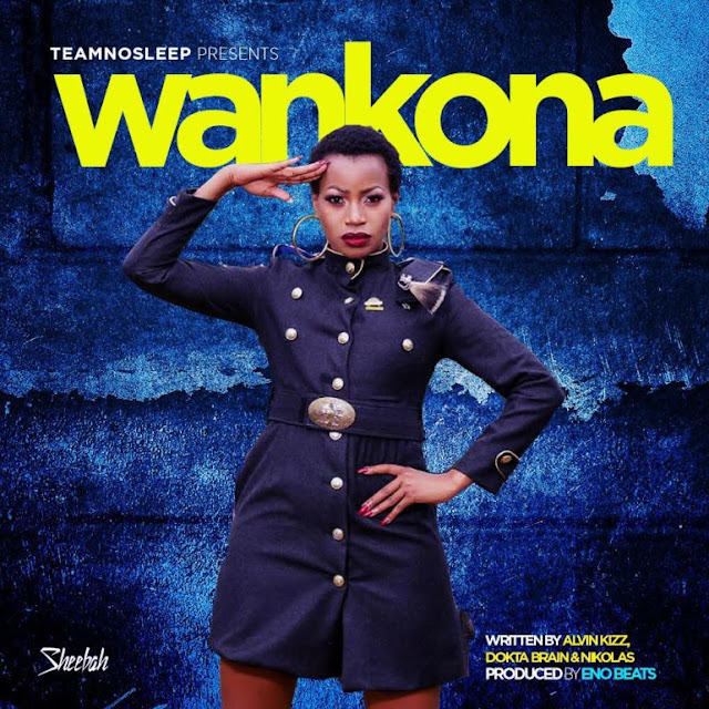 Sheebah - Wankona