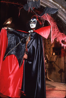Gene Simmons aka the Demon from KISS title=