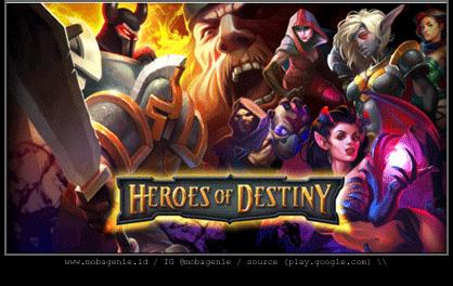 6. Heroes of Destiny