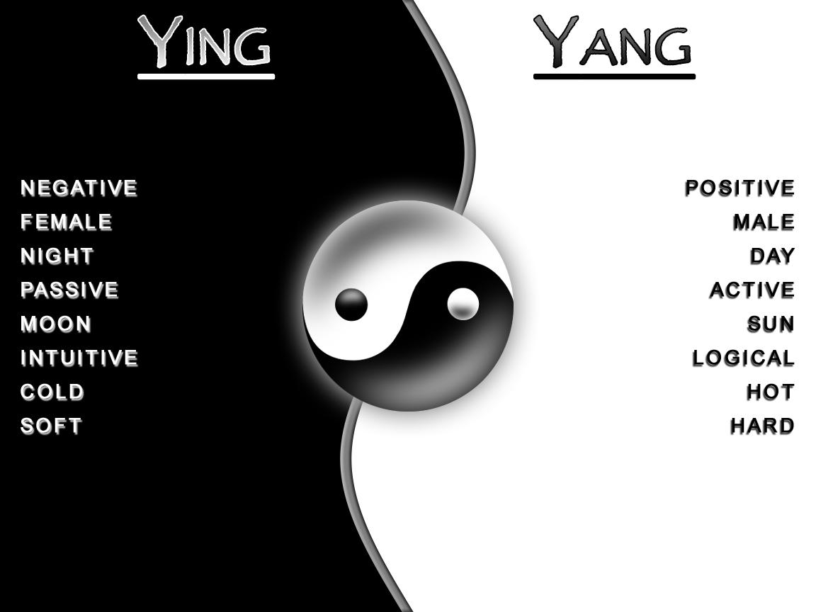 Mystic Blood Interaccion Y Equilibrio Armonia Ying Yang