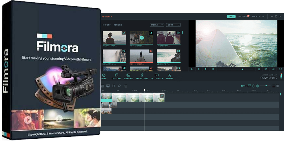 Wondershare filmora 831 crack technology everywhere wondershare filmora 831 is a video editing program you have all the tools you need to create a movie using the titles you need plus you can add a large ccuart Choice Image