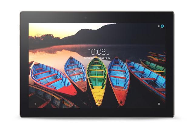Lenovo revela los dispositivos móviles TAB3