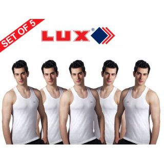 Loot Deal : Lux Vest Pack of 5 At Rs.188