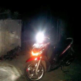 Lampu HID Motor RAVEN HID